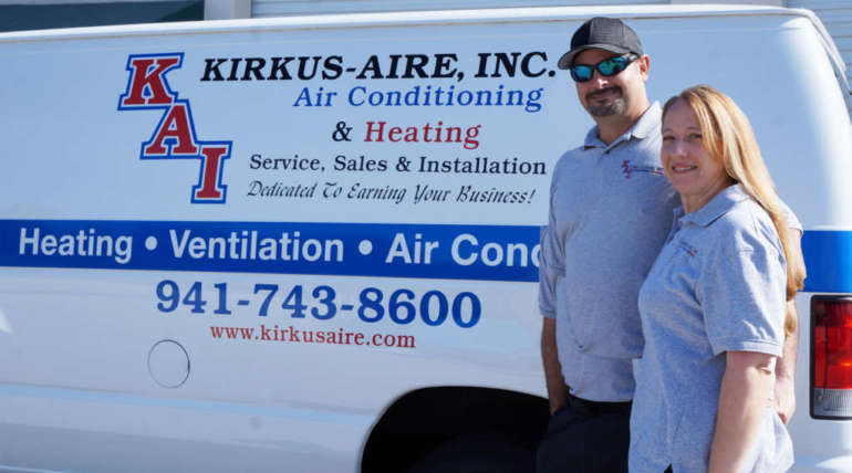 Meet Jeff Kirkus, Founder of Kirkus Aire in North Port, FL